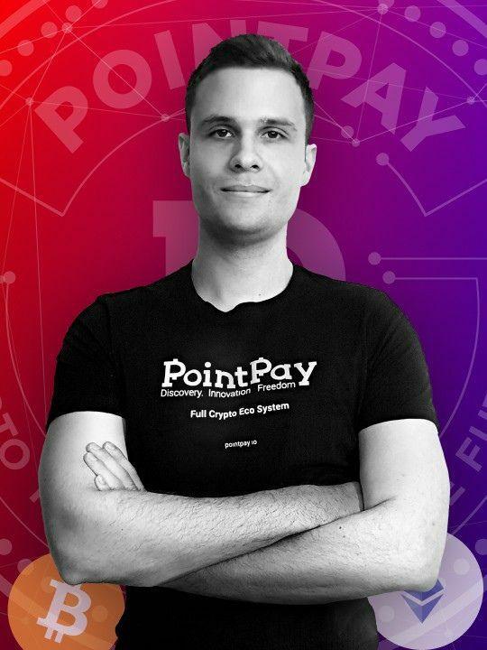 Глава криптобанка PoinPay Андрей Святов рассказал о новом хайповом тренде на рынке