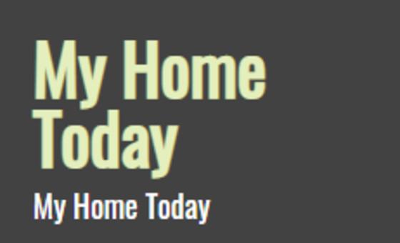 Добавить пресс-релиз на сайт  My Home Today