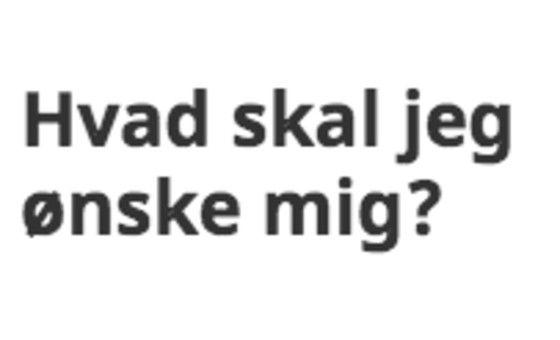 Hvad-skal-jeg-oenske-mig.dk