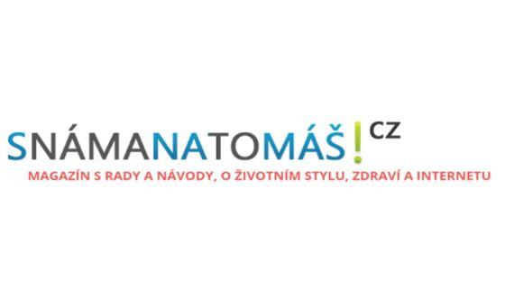 Добавить пресс-релиз на сайт Snamanatomas.Cz