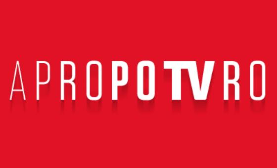 Добавить пресс-релиз на сайт ApropoTV.ro