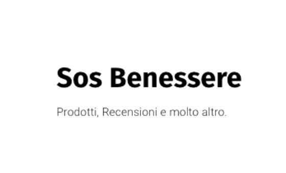 Добавить пресс-релиз на сайт Sos Benessere