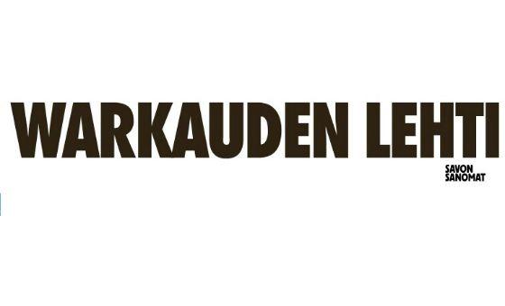 Добавить пресс-релиз на сайт Warkauden Lehti
