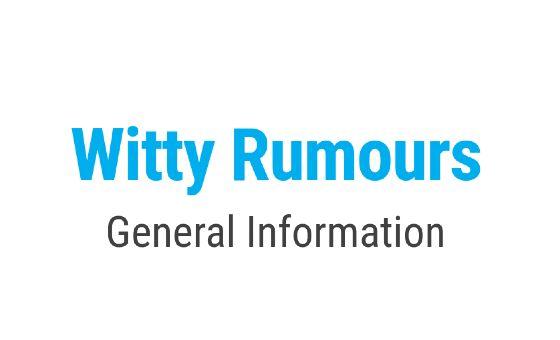 Wittyrumours.com