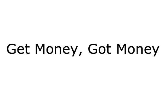 Добавить пресс-релиз на сайт  Get Money, Got Money