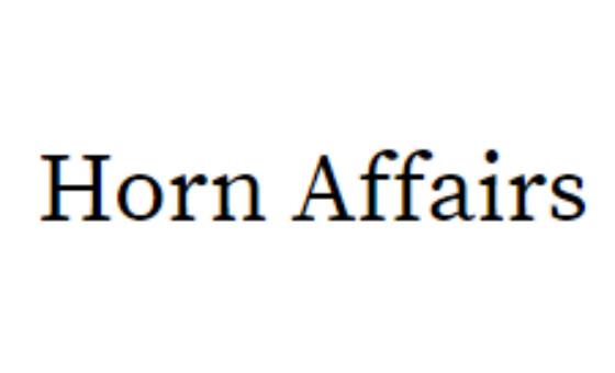 Добавить пресс-релиз на сайт Horn Affairs