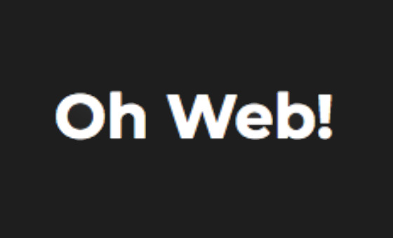 How to submit a press release to Oh Web!