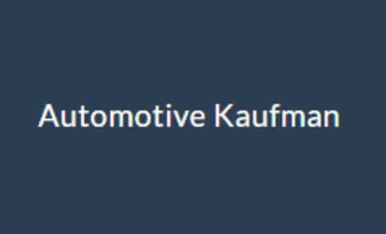 Добавить пресс-релиз на сайт  Automotive Kaufman