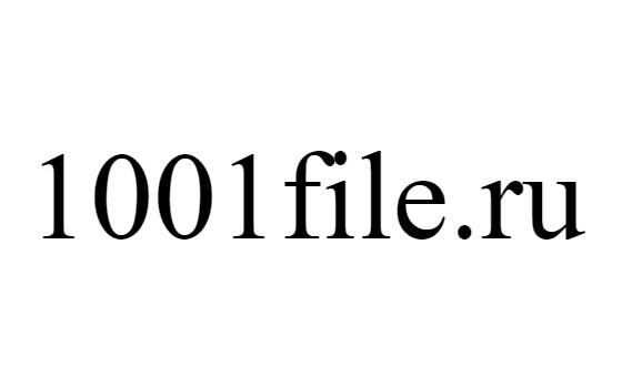 Добавить пресс-релиз на сайт 1001file.ru