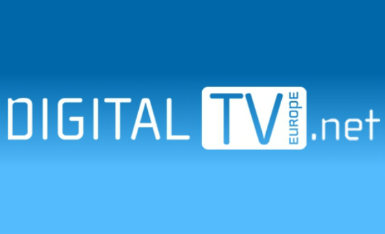 Добавить пресс-релиз на сайт Digital TV Europe