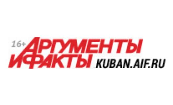 Добавить пресс-релиз на сайт Аргументы и факты — Краснодар