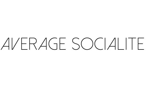 Добавить пресс-релиз на сайт Average Socialite