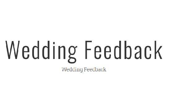 Weddingfeedback.com