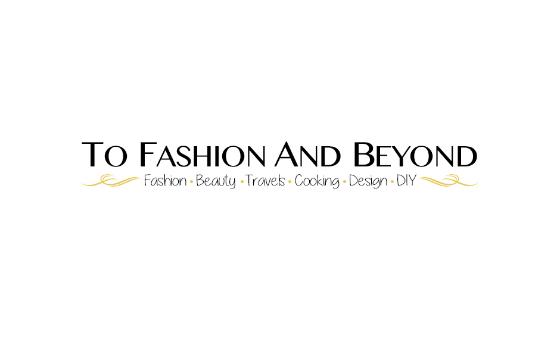Добавить пресс-релиз на сайт To fashion and beyond