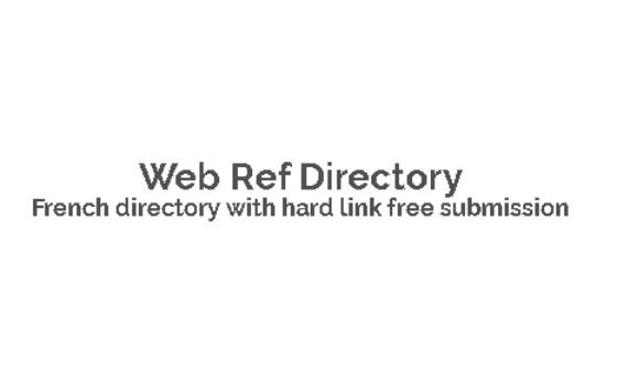 Annuaire Ref Web