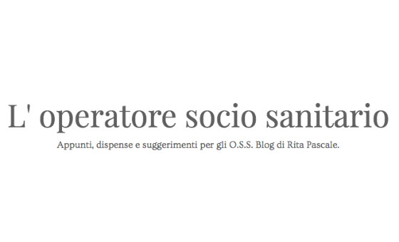 How to submit a press release to L'operatore socio sanitario