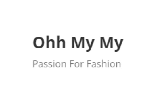 How to submit a press release to Ohh My My