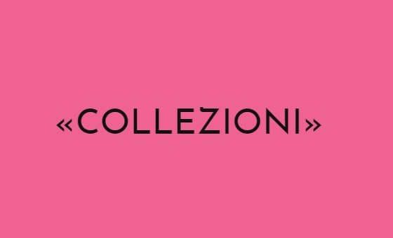 Добавить пресс-релиз на сайт Collezioni