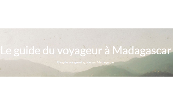How to submit a press release to Le guide du voyageur a Madagascar