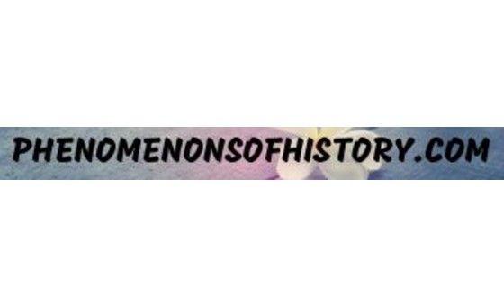 Phenomenonsofhistory.com