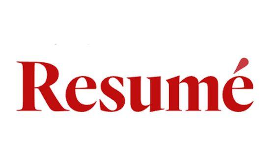 Добавить пресс-релиз на сайт Resume