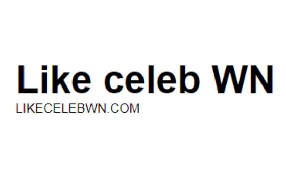 Добавить пресс-релиз на сайт Like celeb WN