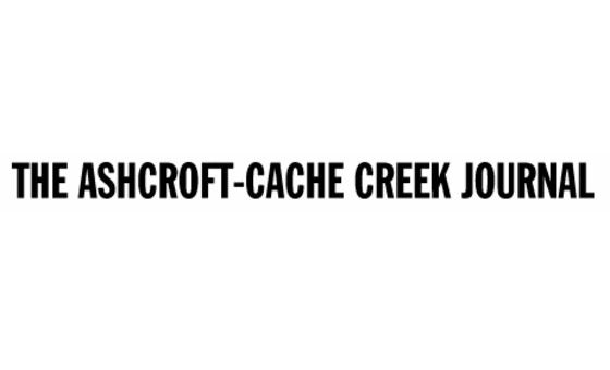 Ashcroft Cache Creek Journal