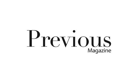 Previousmagazine.com