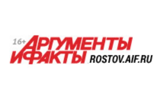 Добавить пресс-релиз на сайт Аргументы и факты — Ростов