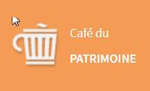 Добавить пресс-релиз на сайт Café du Patrimoine