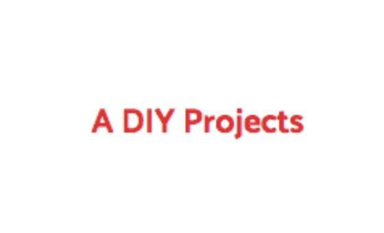 Добавить пресс-релиз на сайт A DIY Projects
