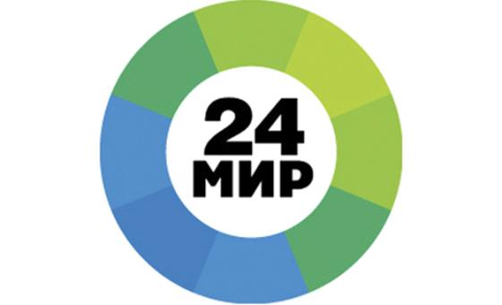 Добавить пресс-релиз на сайт МИР 24