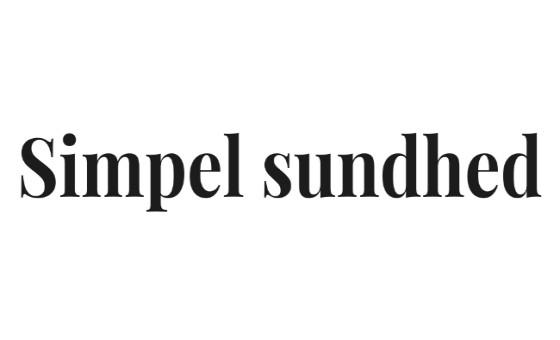 Добавить пресс-релиз на сайт Simpelsundhed.dk