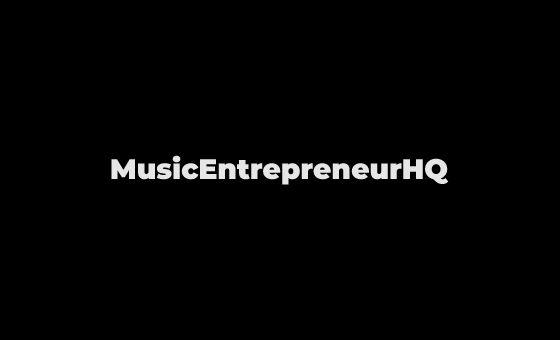 Musicentrepreneurhq.com