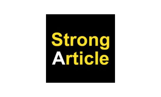 How to submit a press release to Strongarticle.com