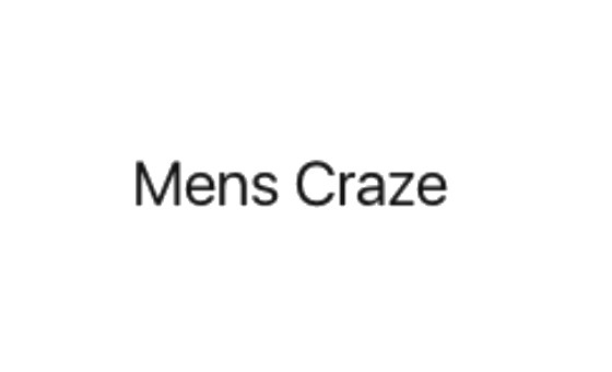 How to submit a press release to Mens Craze