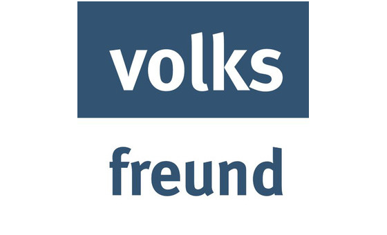 How to submit a press release to Volksfreund