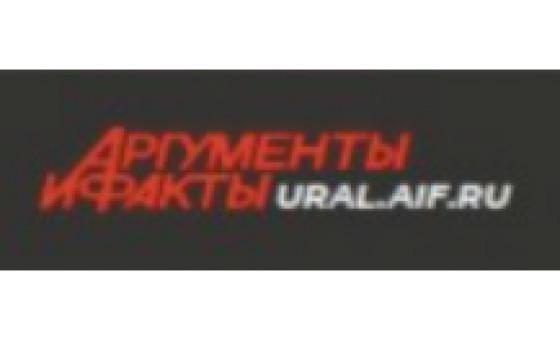Добавить пресс-релиз на сайт Аргументы и Факты - Урал
